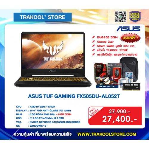 ASUS TUF GAMING FX505DU-AL052T