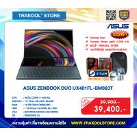 ASUS ZENBOOK DUO UX481FL-BM063T