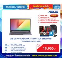 ASUS VIVOBOOK 14 D413IA-EB250TS (TRANSPARENT SILVER)