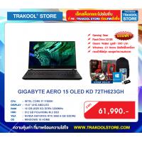 GIGABYTE AERO 15 OLED KD 72TH623GH