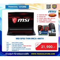 MSI GF63 THIN 9RCX-486TH